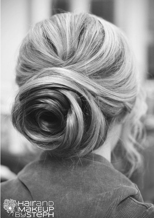 Great Simple Updo Hairstyles