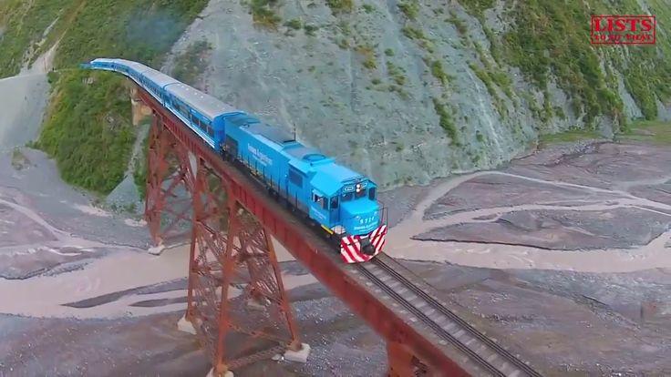 10 tuyến đường sắt không dành cho người yếu tim, Lists 10 sự thật