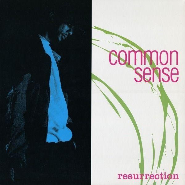 Senso Comum O Album Hip Hop Artistas De 25 Outubro Lps Voce Deve Soundtrack Common Rapper