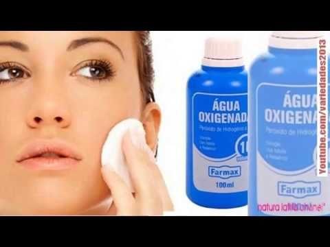 Agua Oxigenada: esa maravilla olvidada / 15 increíbles usos del agua oxigenada - YouTube