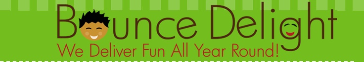 Bounce Delight, Bouncy castle rentals, fun foods and more. Visit www.bouncedelight.com