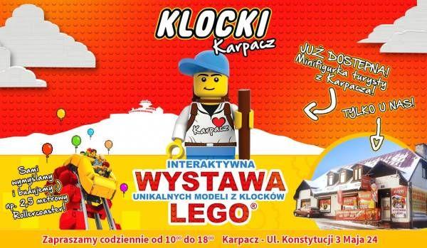 Karpacz - Interaktywna Wystawa Modeli z Klocków Lego