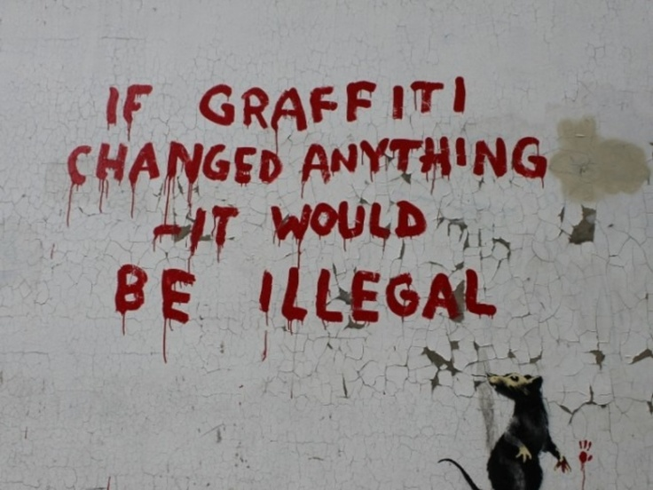 banksy-pictures by jpinnuck via Slideshare