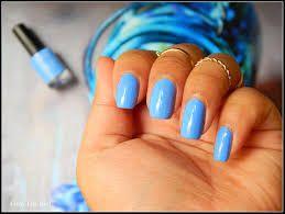 Hasil gambar untuk blue nail polish kiko milano