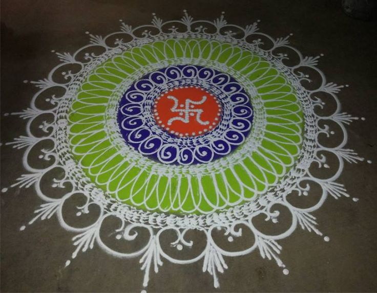 Mesmerising Rangoli Designs and Patterns For Home and ...