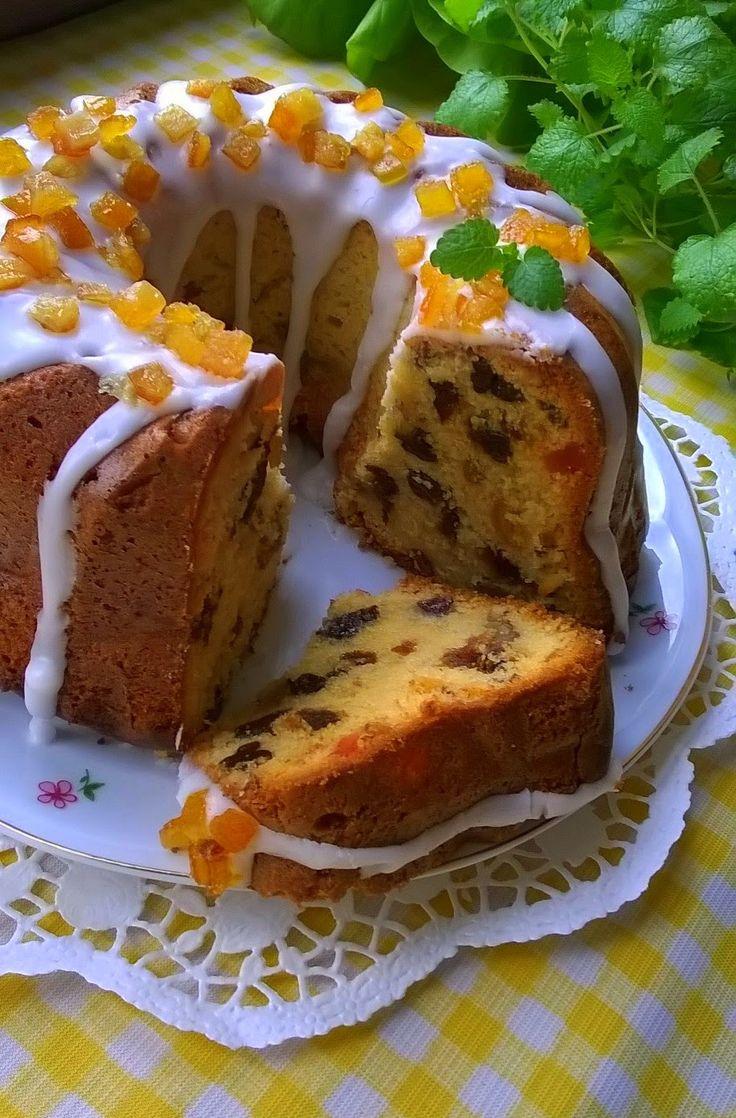 Domowa Cukierenka - Domowa Kuchnia: babka keksowa