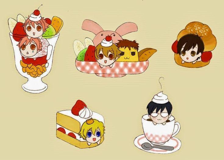 Moonlight Summoner's Anime Sekai: Ouran High School Host Club 桜蘭高校ホスト部 (Ōran Kōkō Hosuto Kurabu)