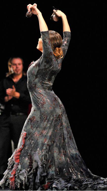 Rocio Molina, Flamenco dancer