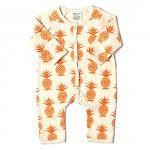 SoftBaby-Organic-Cotton-Long-Romper-Pineapple