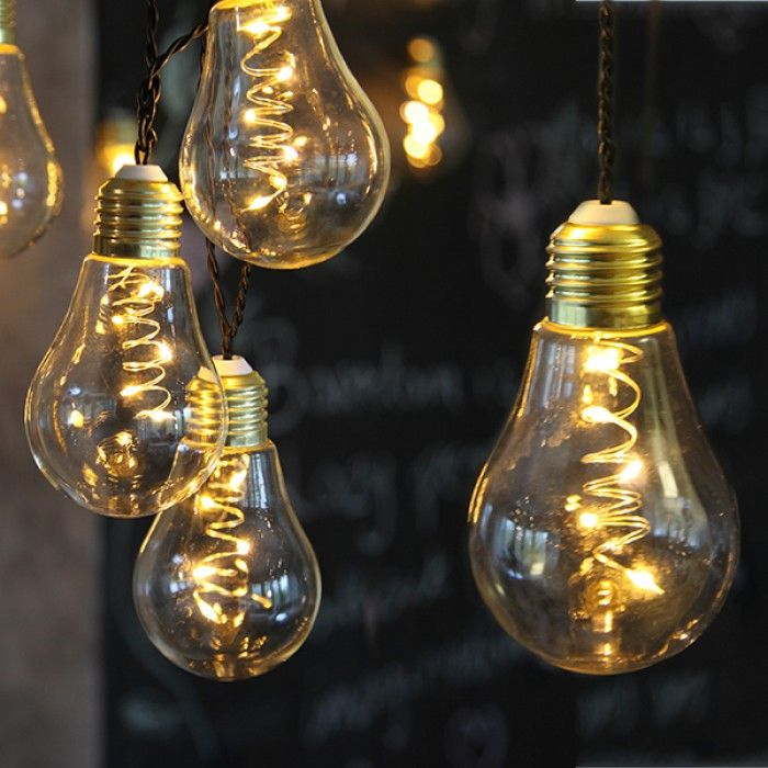 LED Lichterkette Glow 830 3,6m Glas - Lichterketten / Baumbeleuchtung - Home - Weihnachtsbeleuchtung & Dekolicht