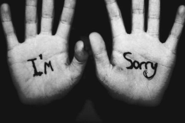 Wybaczenie to wyświechtane słowo.....