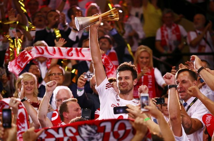 POLAND  - SPORT VOLLEYBALL TPX IMAGES OF THE DAY - WINIARSKI