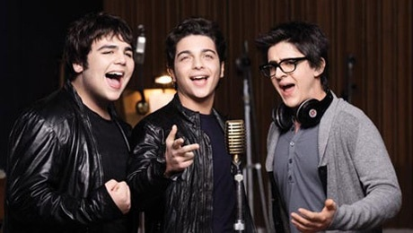Il Volo @ Gibson Amphitheatre at Universal Citywalk (Universal City, CA)