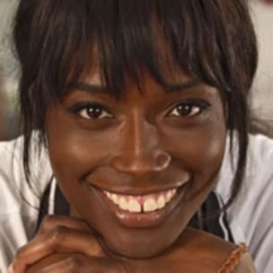 Lorraine Pascale - I really don't understand why this  lovely chef is so thin....her recipes look delish and easy peasy!!!