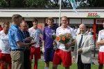 S.V Dess pakt eerste prijs nieuw voetbalseizoen, meest sportieve ploeg 2013/2014