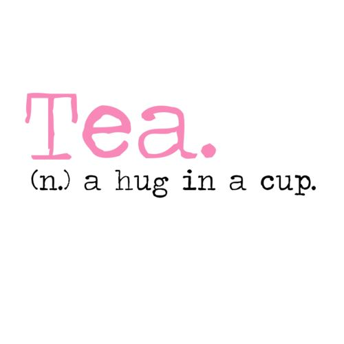 coffee trumps tea, but tea is still indeed a hug in a cup cuz nothing makes you feel more relaxed than a good cup of tea!!