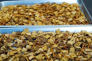 Chex Party Mix | Recipes | Pinterest