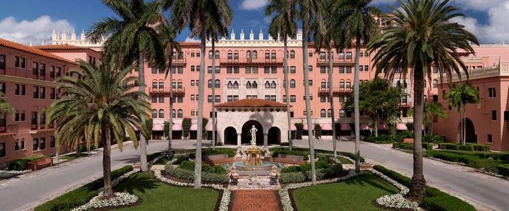 Boca Raton Hotels, Resorts- South Florida Resort, Spa, Hotel- Boca Raton Resort & Club