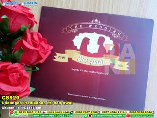 Undangan Pernikahan Eti Dan Awal WA/SMS/TELP 0896 3012 3779 Pin BB 5E 9C1 BC6 #undanganmerah #undaganpernikahan #undanganbiru #undanganunik #undangancantik #undanganelegan #undaganmurah #designundangan #UndanganPernikahan #JualPernikahan #desainundanganPernikahan