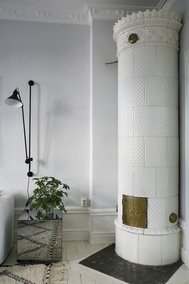 Scandinavian interior Sankt Eriksgatan 55, 3 tr Gårdshus | Fantastic Frank