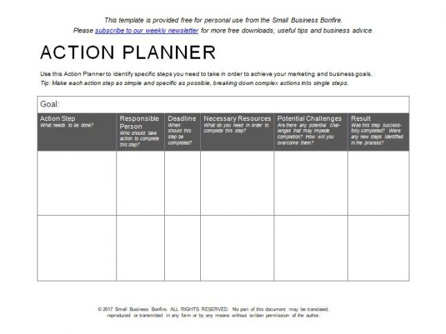 10 Effective Action Plan Templates You Can Use Now Action Plan Template Action Plan Smart Action Plan