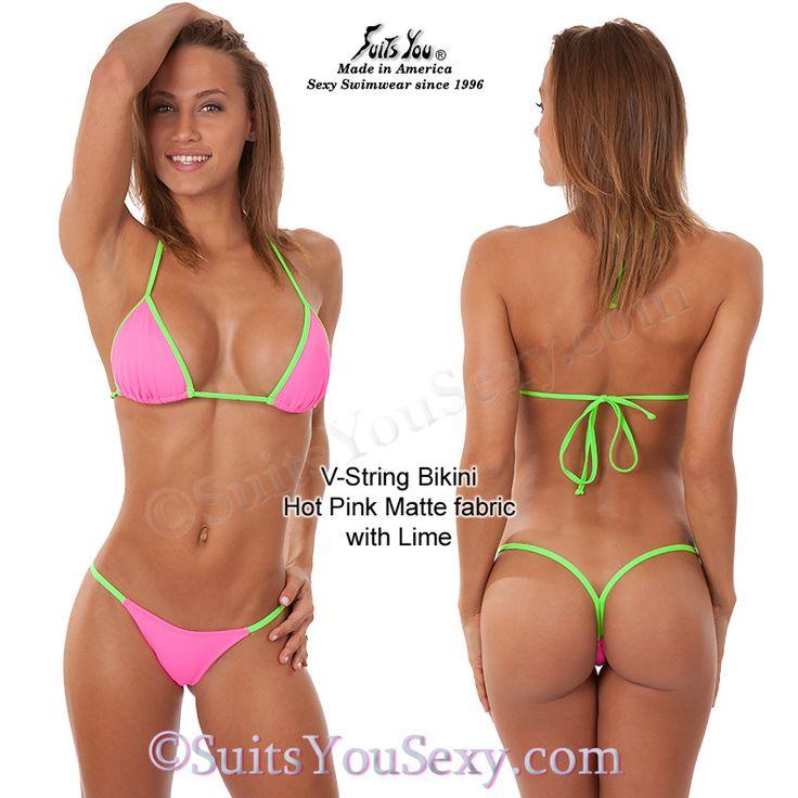 19 best Thong Bikinis and G-String Bikinis images on ...