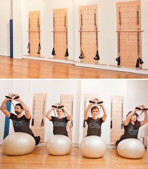 Sixth Street Pilates studio - 525 East 6th Street NYC