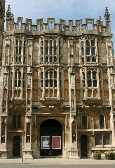 St. John the Baptist Church, Cirencester, England, built in 1115
