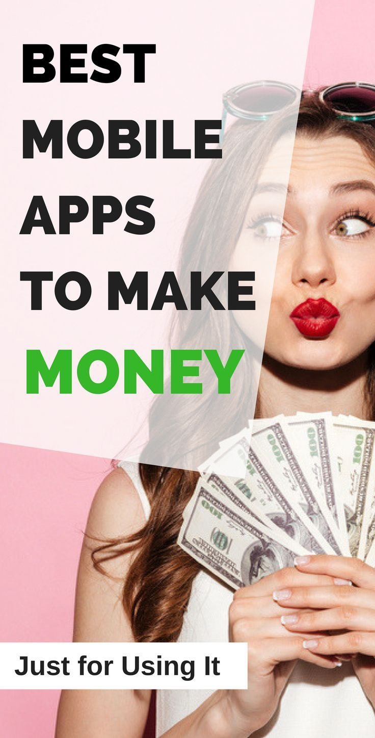 Apps you can make money on