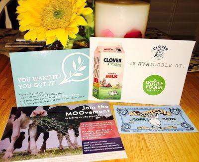 Jenn's Savings, Freebies & Deals: Free Clover Organic Milk from SocialNature