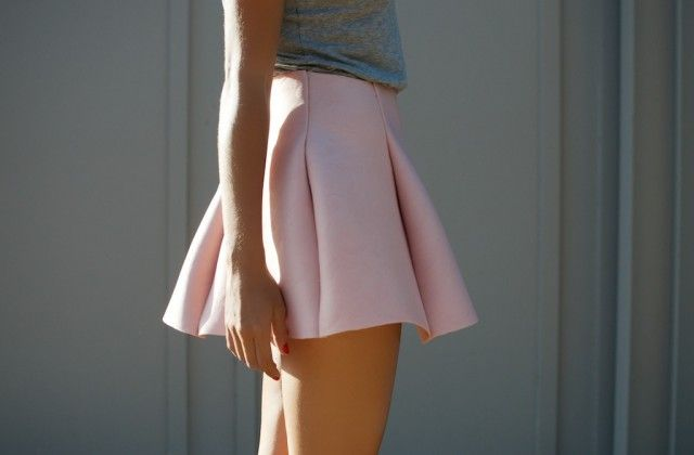 New Year, New Skirt: Make it yo'self