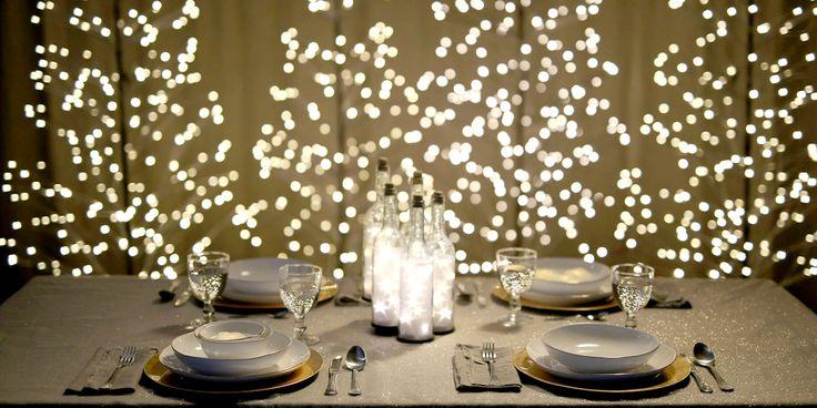 14 idées pour embellir la table de Noël sans se ruiner… | Moltodeco, le blog déco et design d'Emmanuelle Paris