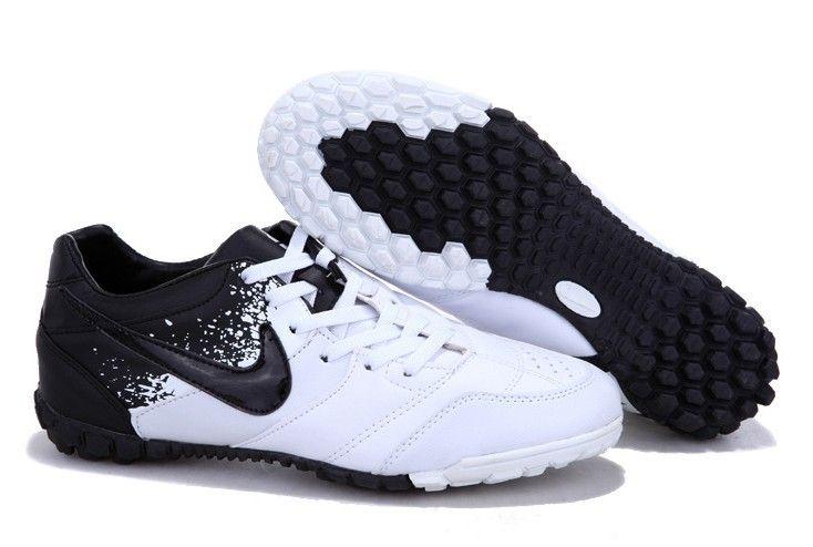 Nike5 Bomba Finale TF Mens Astro Turf Soccer Shoes(Windchill Black)