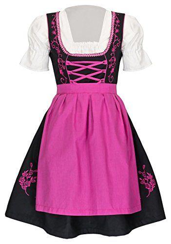 Dirndl Set 3 tlg.Trachtenkleid Kleid, Bluse, Schürze, Gr.... https://www.amazon.de/dp/B01L2RJWRG/ref=cm_sw_r_pi_dp_x_gNyZxbQ3NQ8NC