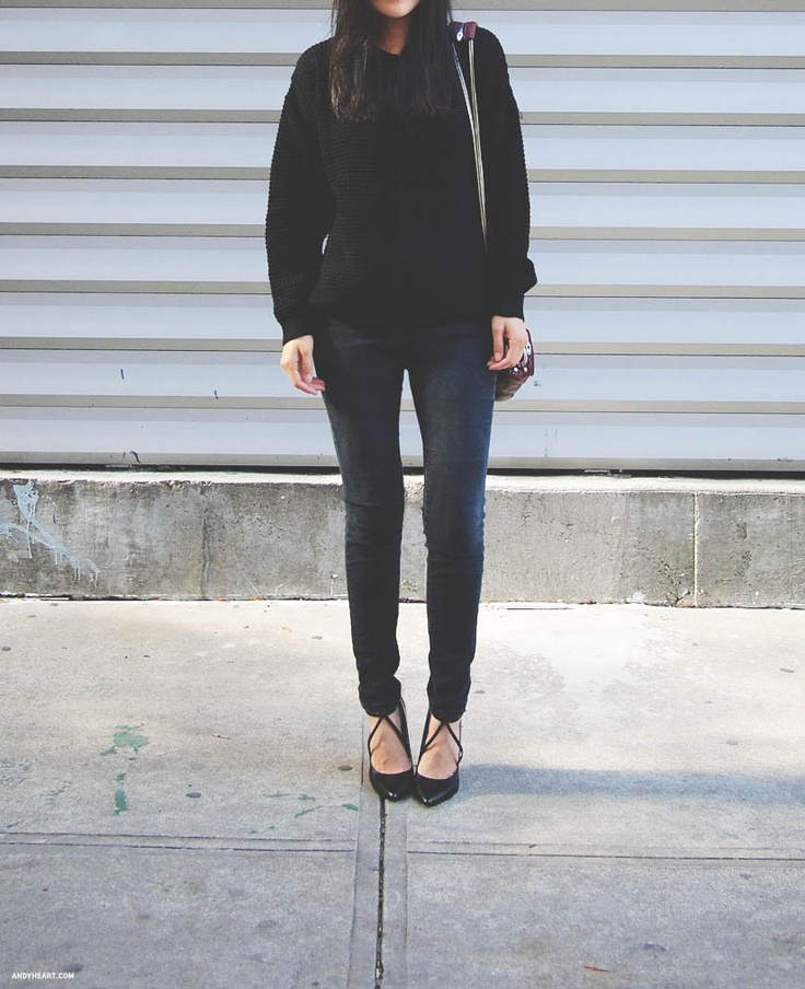 andyheart: CLASSIC KNIT: Classic Knits, Elegant Shoes, Weekend Casual, Andyheart