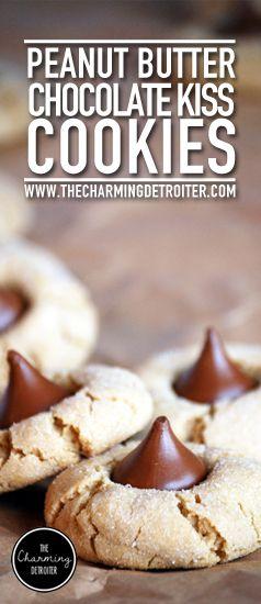 ... Chocolate Kisses on Pinterest | Chocolate kiss cookies, Kiss cookies