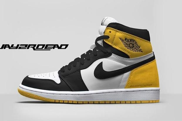 "Three New ""Black Toe"" Air Jordan 1s Rumored To Release In April More Air  Jordan 1s on tap for next month.https   www.hotnewhiphop.com three-new-bla… 3907ed8c2"