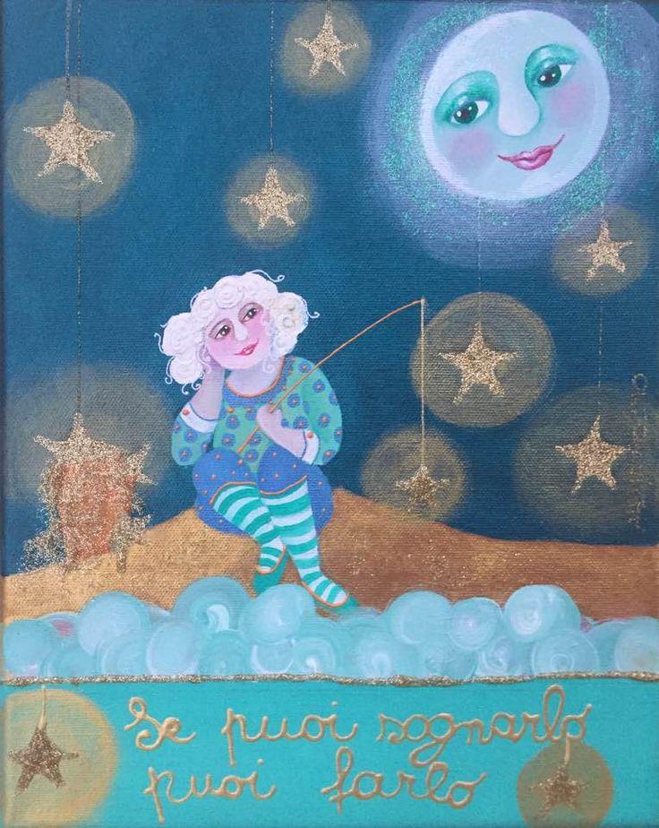 Alexia Molino - Se puoi sognarlo puoi farlo (24x30)