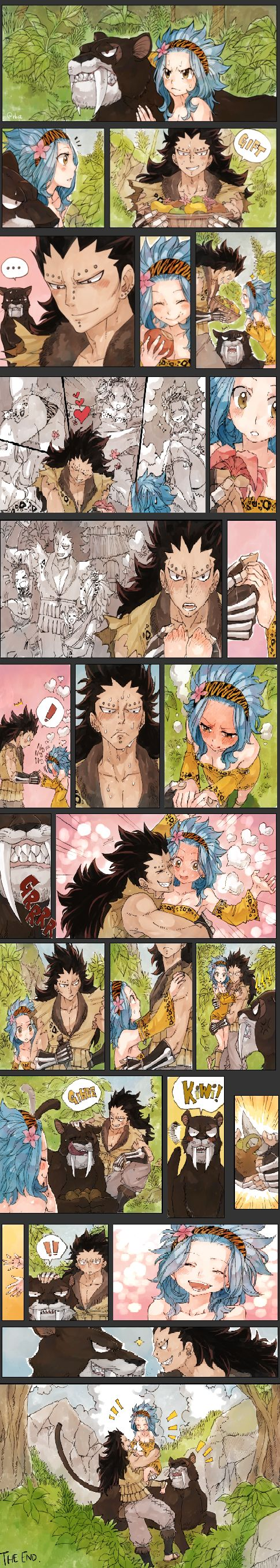 Stone Age - Gajevy Love Story