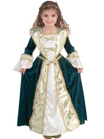 Designer Southern Belle Girl's Costume | Wholesale Classic Halloween Costumes for Girls Costumes
