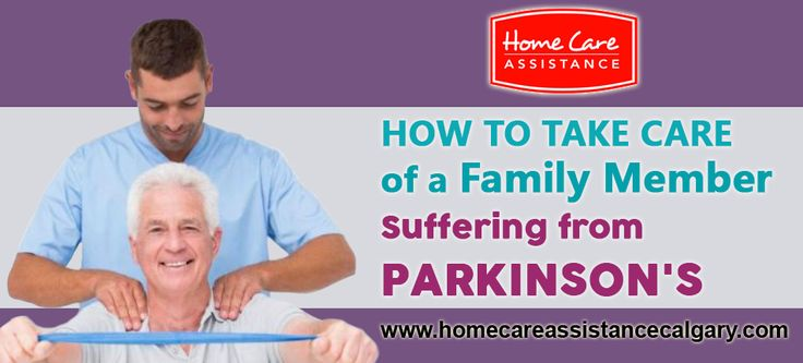 Our caregivers are trained to provide the specialized care that Parkinson's requires. Get in-home care services for your seniors in Calgary. #ParkinsonCare #DementiaCare #LiveInCare #InHomeCare #Caregiver #HomeCareServices #Calgary #Alberta #Canada www.homecareassistancecalgary.com/