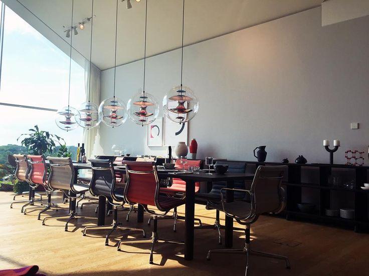 Architektura i design, czyli #vitra #vitrahaus #vitracampus w obiektywie Karoliny