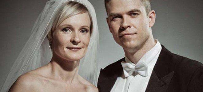 Δείτε τι σοκαριστικό κρύβεται πίσω από το χαμόγελο της νύφης [ΕΙΚΟΝΕΣ]