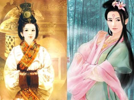 Mulan :: The Beauty Standard of the Qin and Han Dynasties / Interesting facts about make up