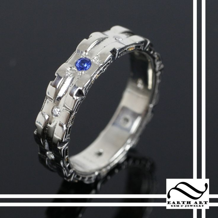custom made stargate sg 1 ring - Star Trek Wedding Ring