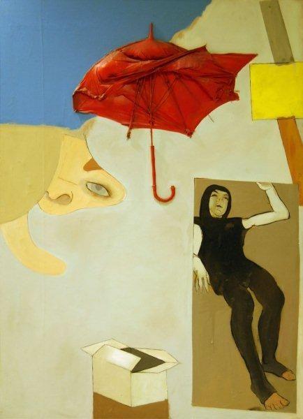 """Tadeusz Kantor """"Ambalaże, przedmioty, postacie"""" 1968"""