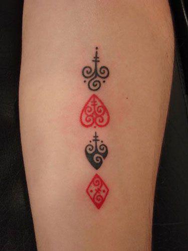 naipe tattoo - Pesquisa Google