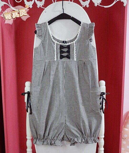 Harsh hårda japanska supermjuk syster Meng flickor bära spets rosett flouncing härliga pocket lykta bit byxor shorts - Taobao