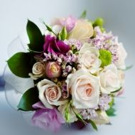 Perfect Match Bridal Bouquet - Perfect Match Bridal Bouquet > View Full-Size I... | Match, Perfect, Aud, Bouquet, Purchased | B $104