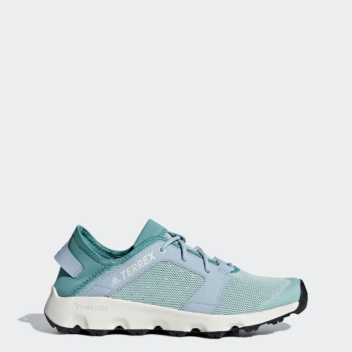 0518d5ed7b Terrex Climacool Sleek Voyager Shoes Clear Mint Womens in 2019 ...